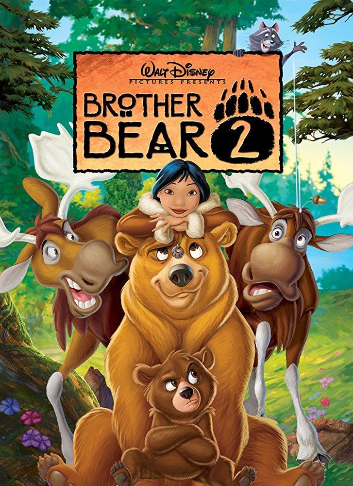 ძმა დათვი 2 / Brother Bear 2