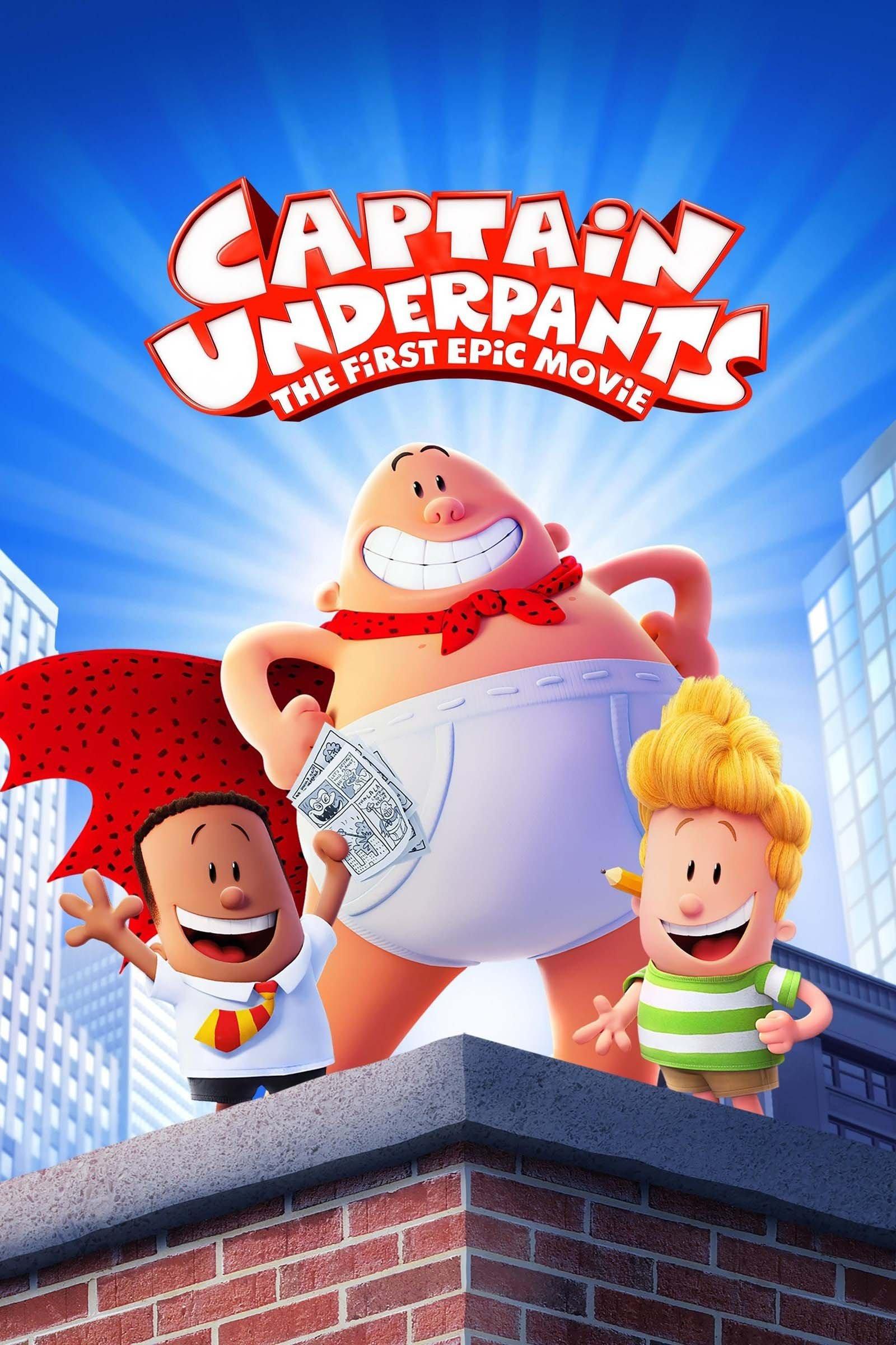 კაპიტანი ტრიკო / Captain Underpants: The First Epic Movie