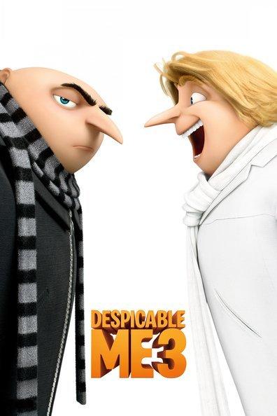 საზიზღარი მე 3 Despicable Me 3