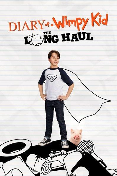 წრიპა ბიჭის დღიური 4 / Diary of a Wimpy Kid: The Long Haul