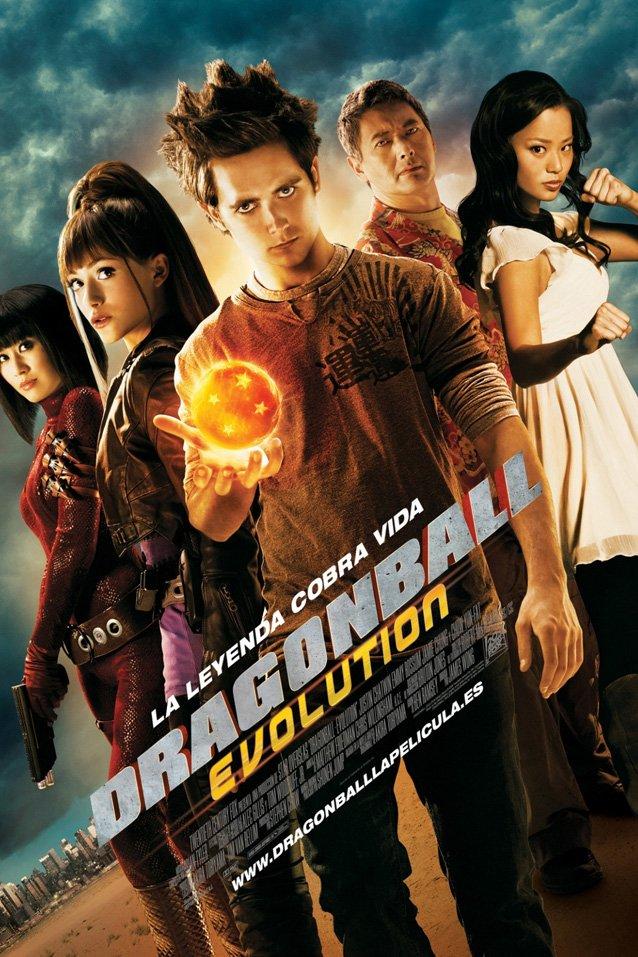 დრაკონის მარგალიტი –ევოლუცია Dragonball Evolution