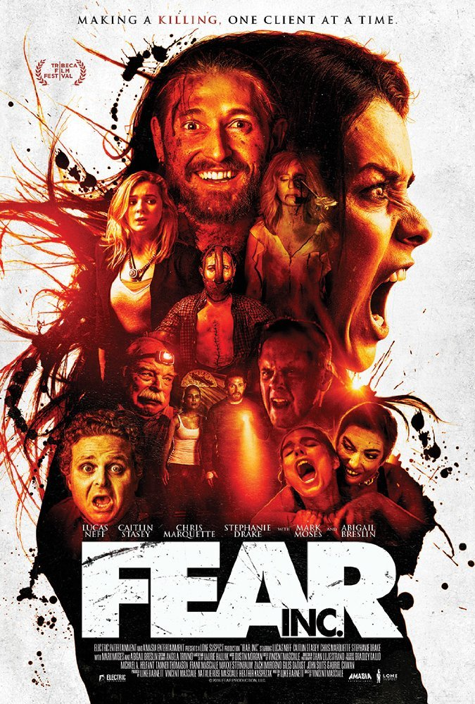"""კორპორაცია """"შიში"""" / Fear, Inc."""