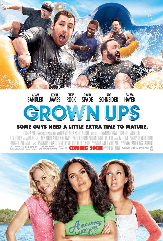ზრდასრულები / Grown Ups