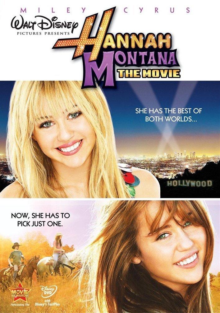 ჰანა მონტანა Hannah Montana: The Movie