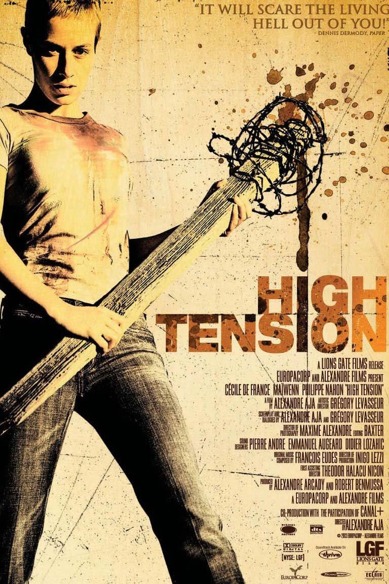 სისხლიანი სამკალი / High Tension (Haute tension)