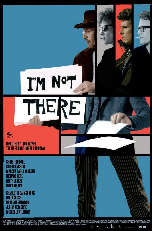 მე იქ არ ვარ I'm Not There