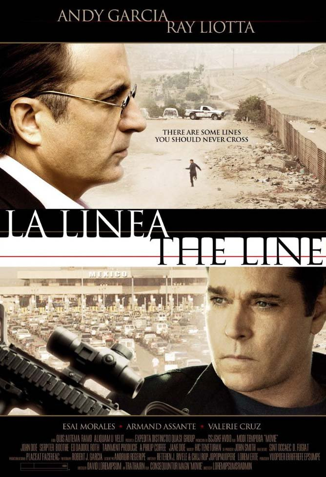 ხაზი / La Linea – The Line