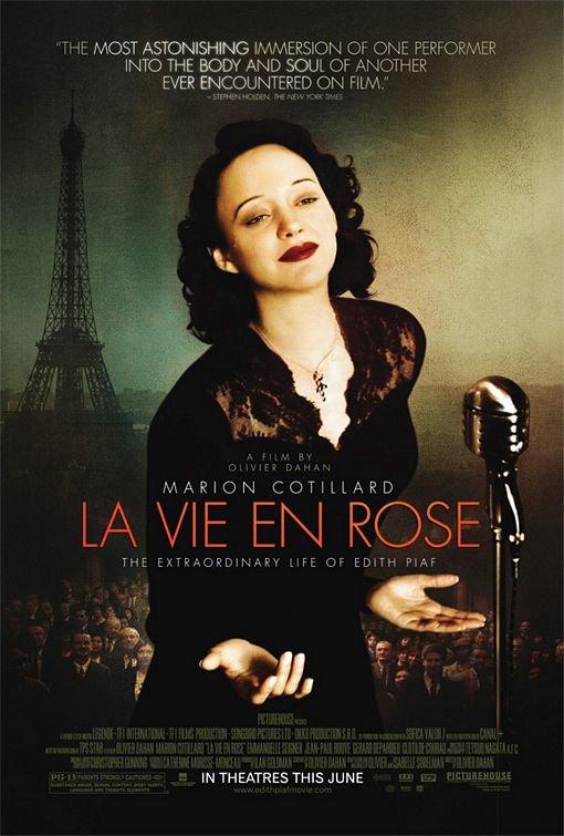 ცხოვრება ვარდისფერ ფერებში / La Vie en Rose (La môme)