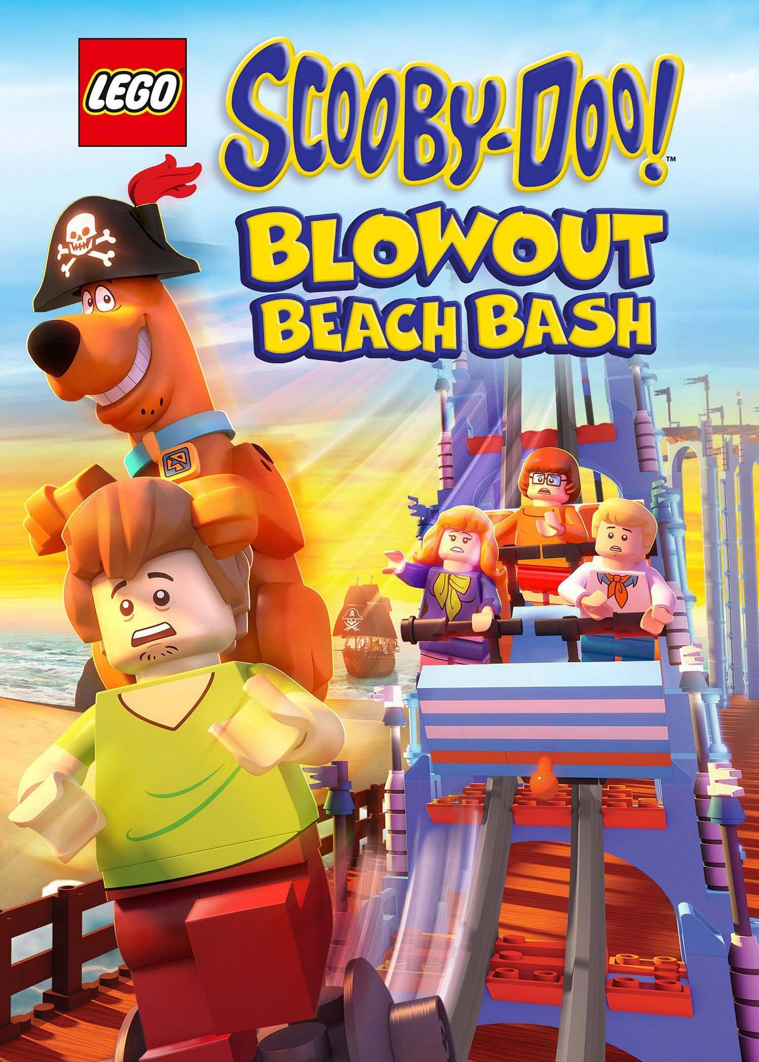 ლეგო სკუბი-დუ: ასაფრენი სანაპირო Lego Scooby-Doo! Blowout Beach Bash