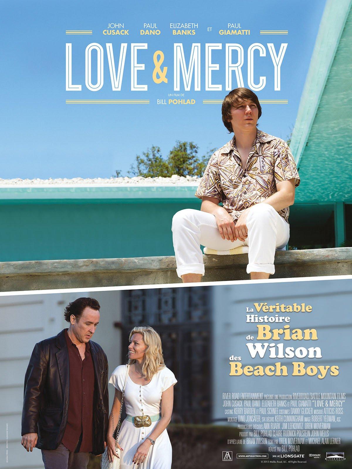 სიყვარული და მოწყალება / Love & Mercy
