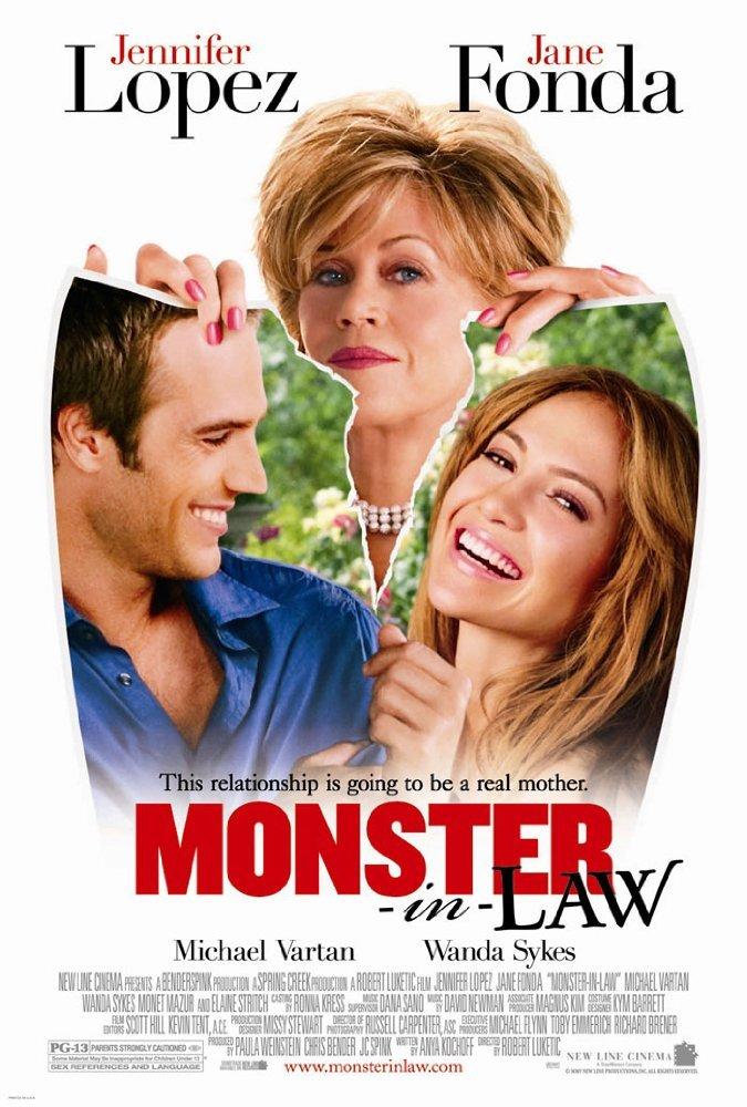 მონსტრი დედამთილი / Monster-in-Law
