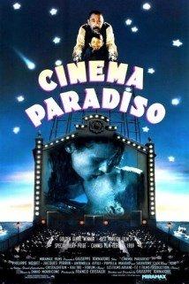 """ახალი კინოთეატრი """"პარადიზო"""" / Nuovo Cinema Paradiso"""