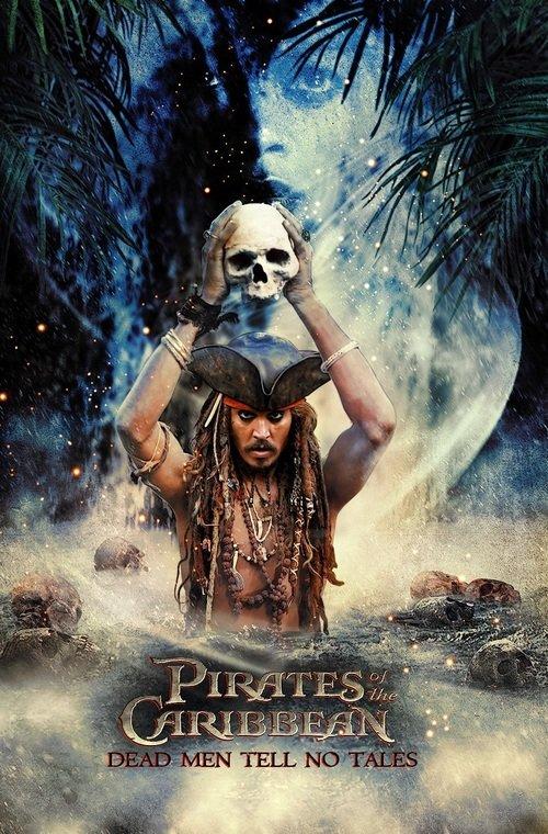 კარიბის ზღვის მეკობრეები: მკვდრები ზღაპრებს არ ყვებიან / Pirates of the Caribbean: Dead Men Tell No Tales