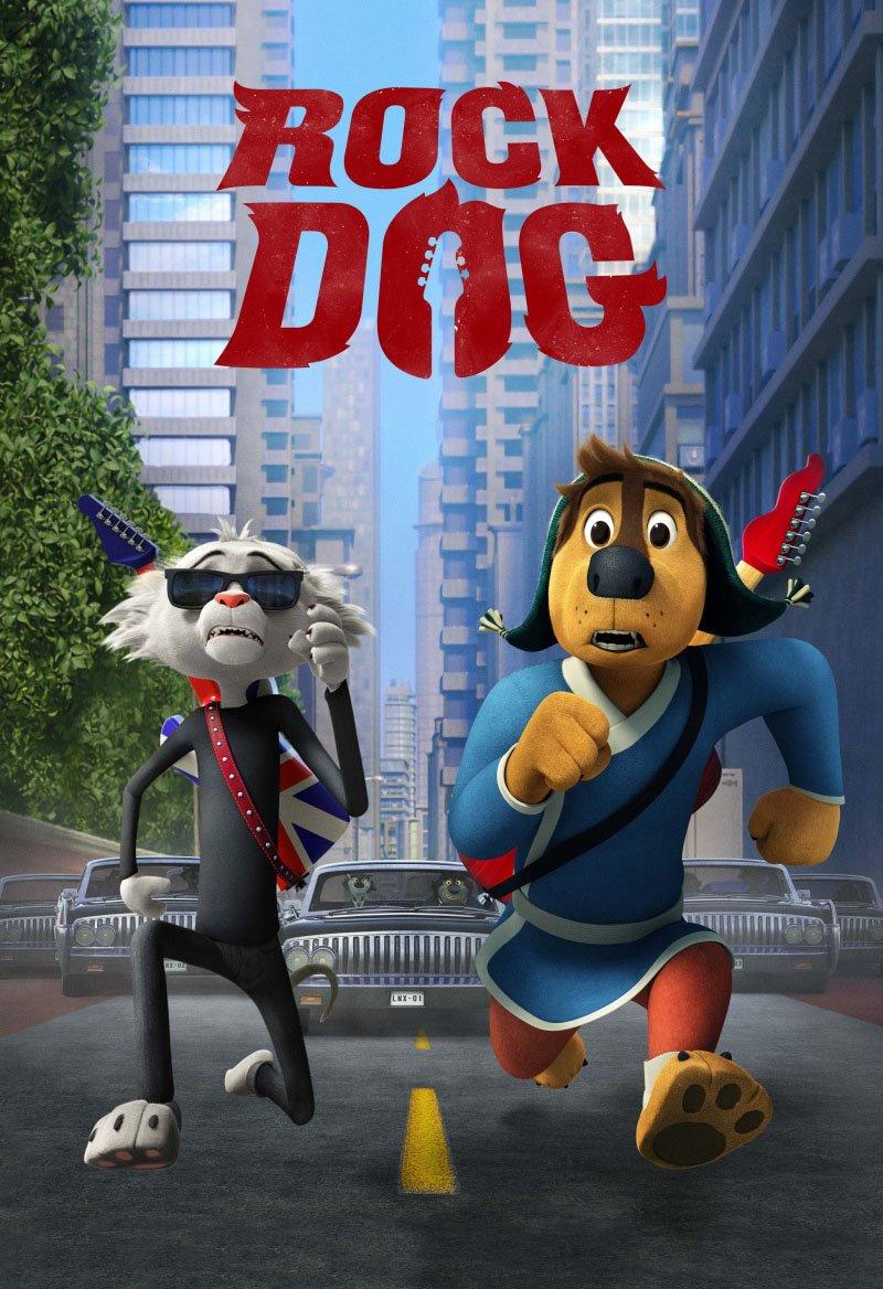 როკ დოგი / Rock Dog