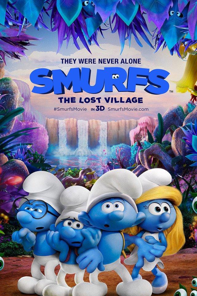 სმურფები 3: დაკარგული სოფელი / Smurfs: The Lost Village