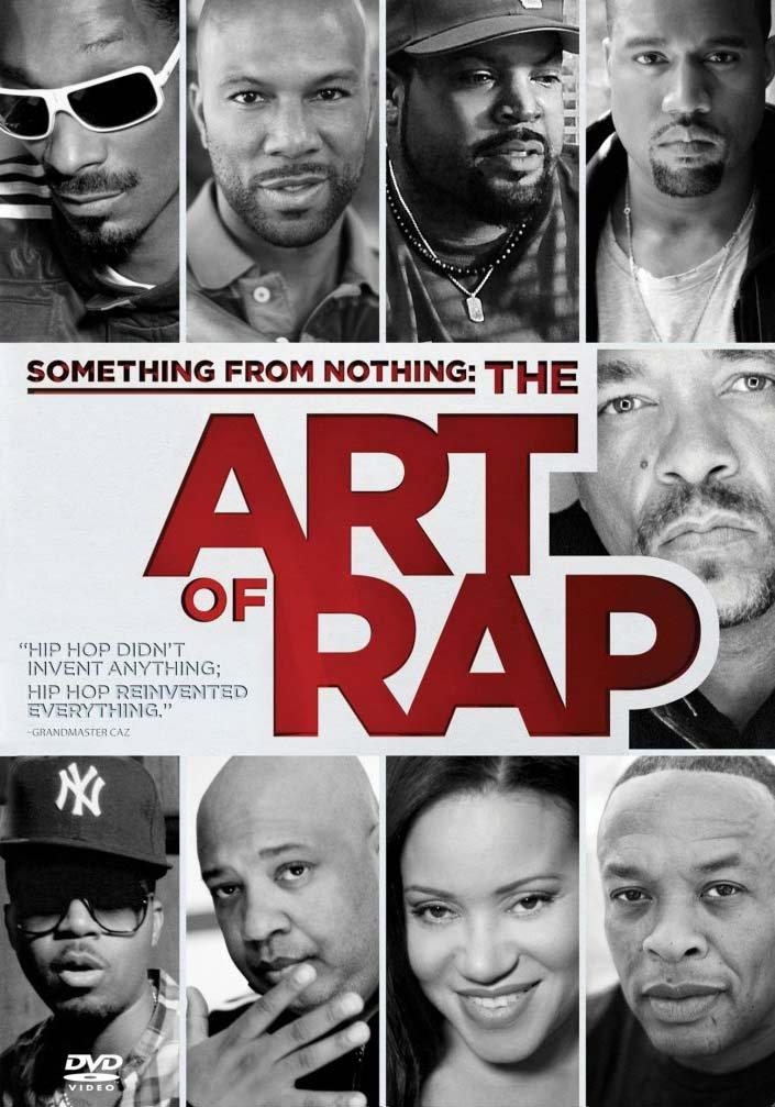 რაღაც არაფრისგან: რეპის ხელოვნება Something from Nothing: The Art of Rap