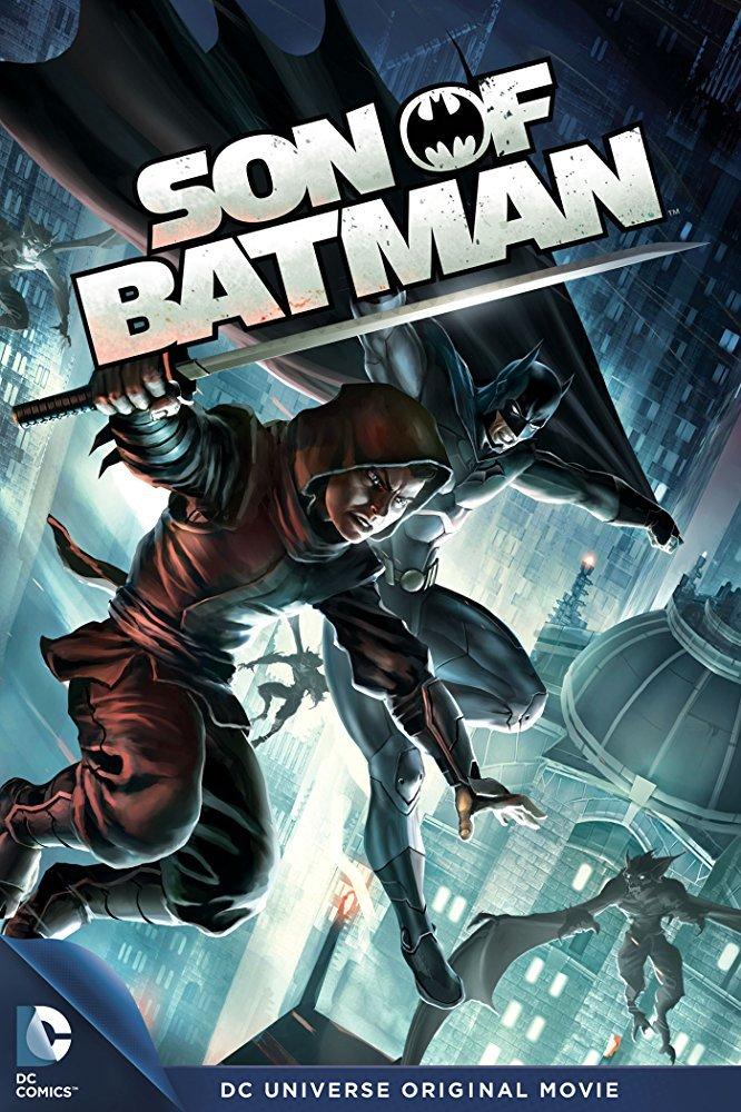 ბეტმენის შვილი / Son of Batman