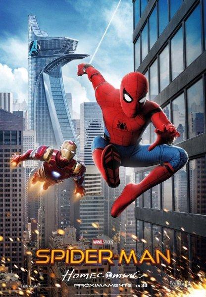 ადამიანი ობობა: სახლში დაბრუნება / Spider-Man: Homecoming
