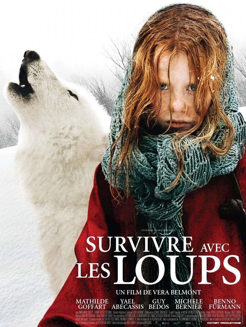 გადარჩე მგლებთან / Survivre avec les loups