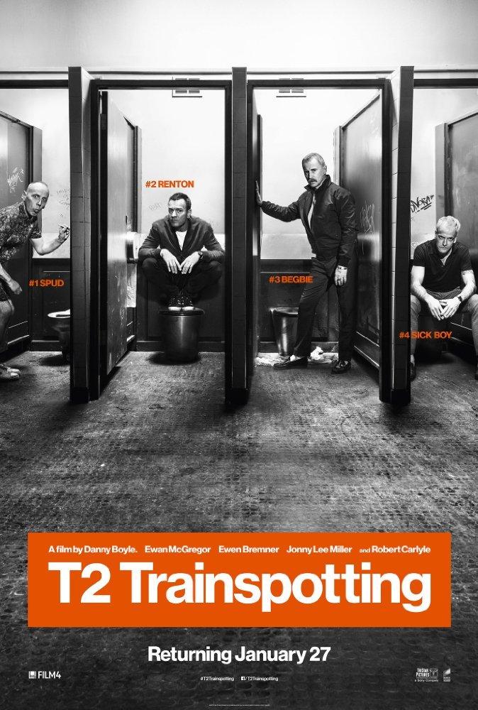 T2: ნემსზე / T2 Trainspotting
