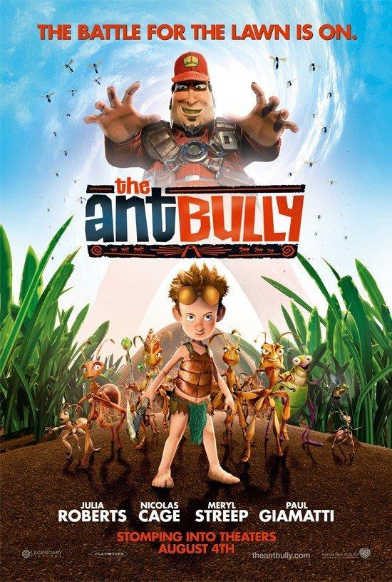 ჭიანჭველების რისხვა / The Ant Bully