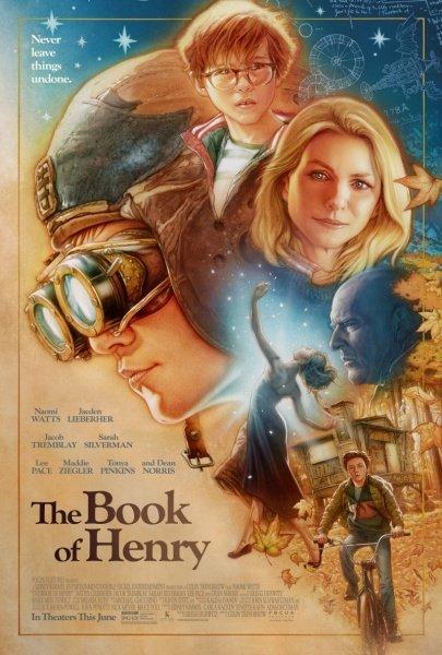 ჰენრის წიგნი / The Book of Henry