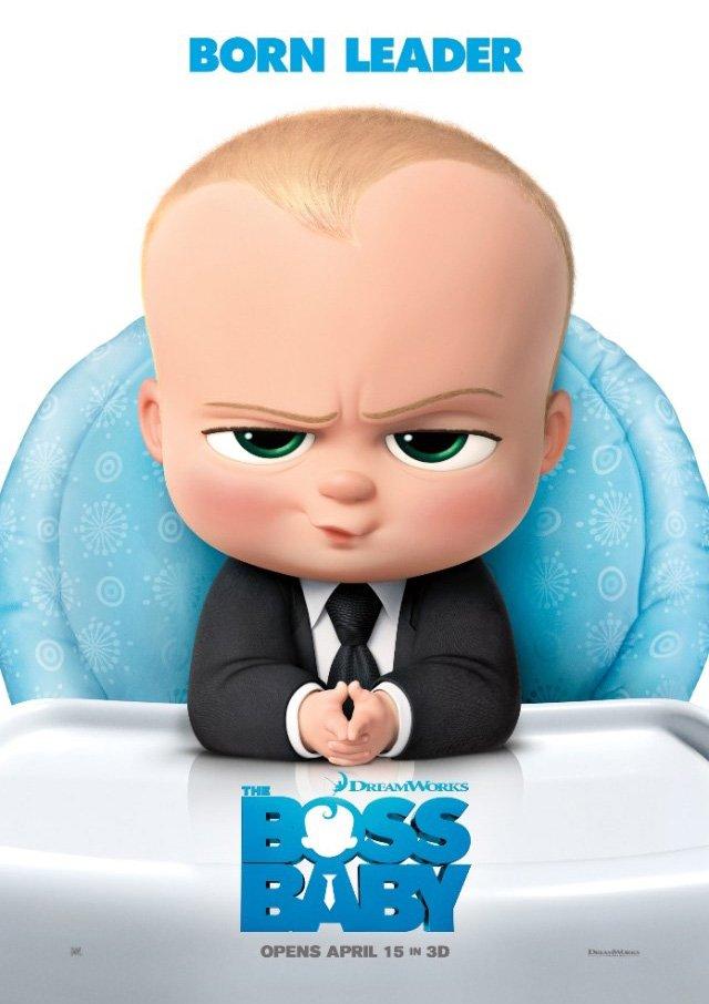 პატარა ბოსი / The Boss Baby