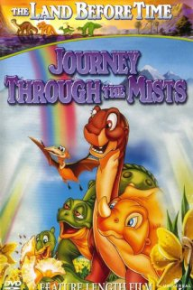 უხსოვარი დროის დედამიწა IV: მოგზაურობა ნისლის მხარეში The Land Before Time IV: Journey Through the Mists