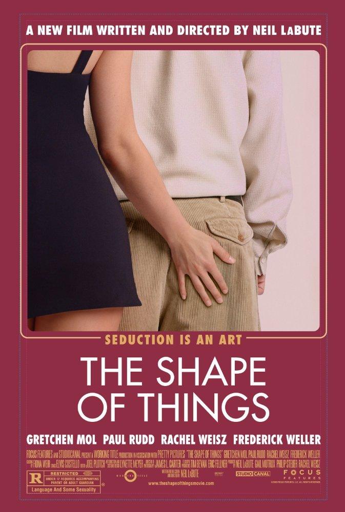 ნივთების გამოსახულება / The Shape of Things