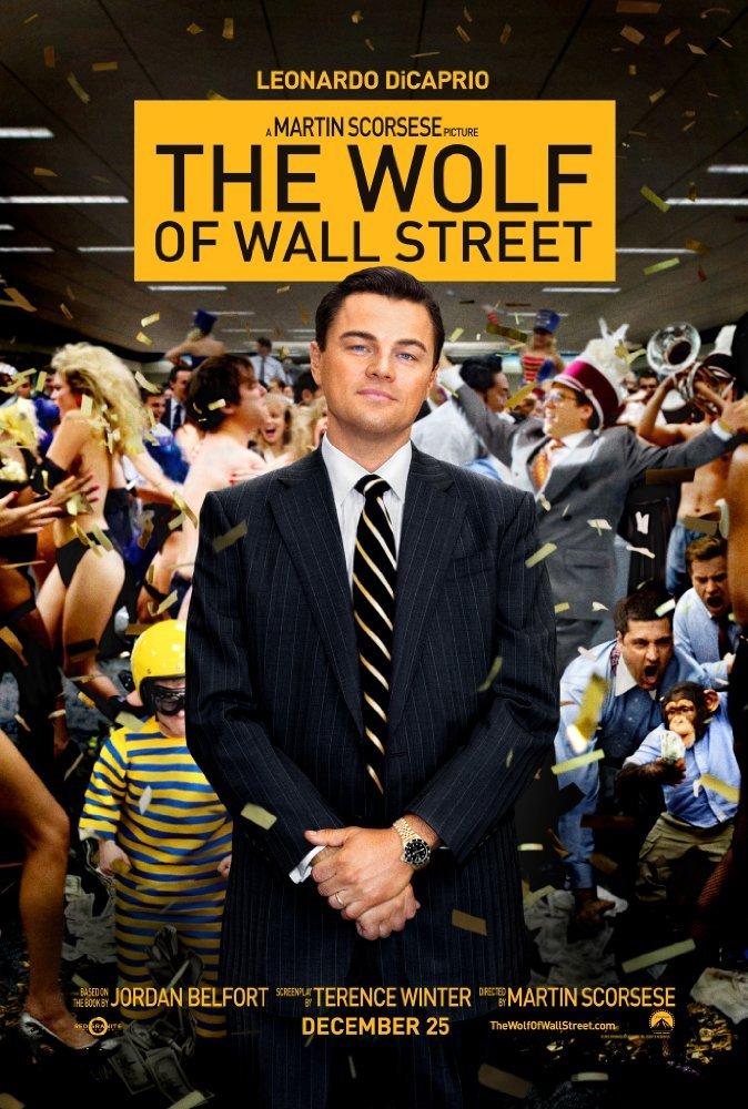 უოლ სტრიტის მგელი / The Wolf of Wall Street