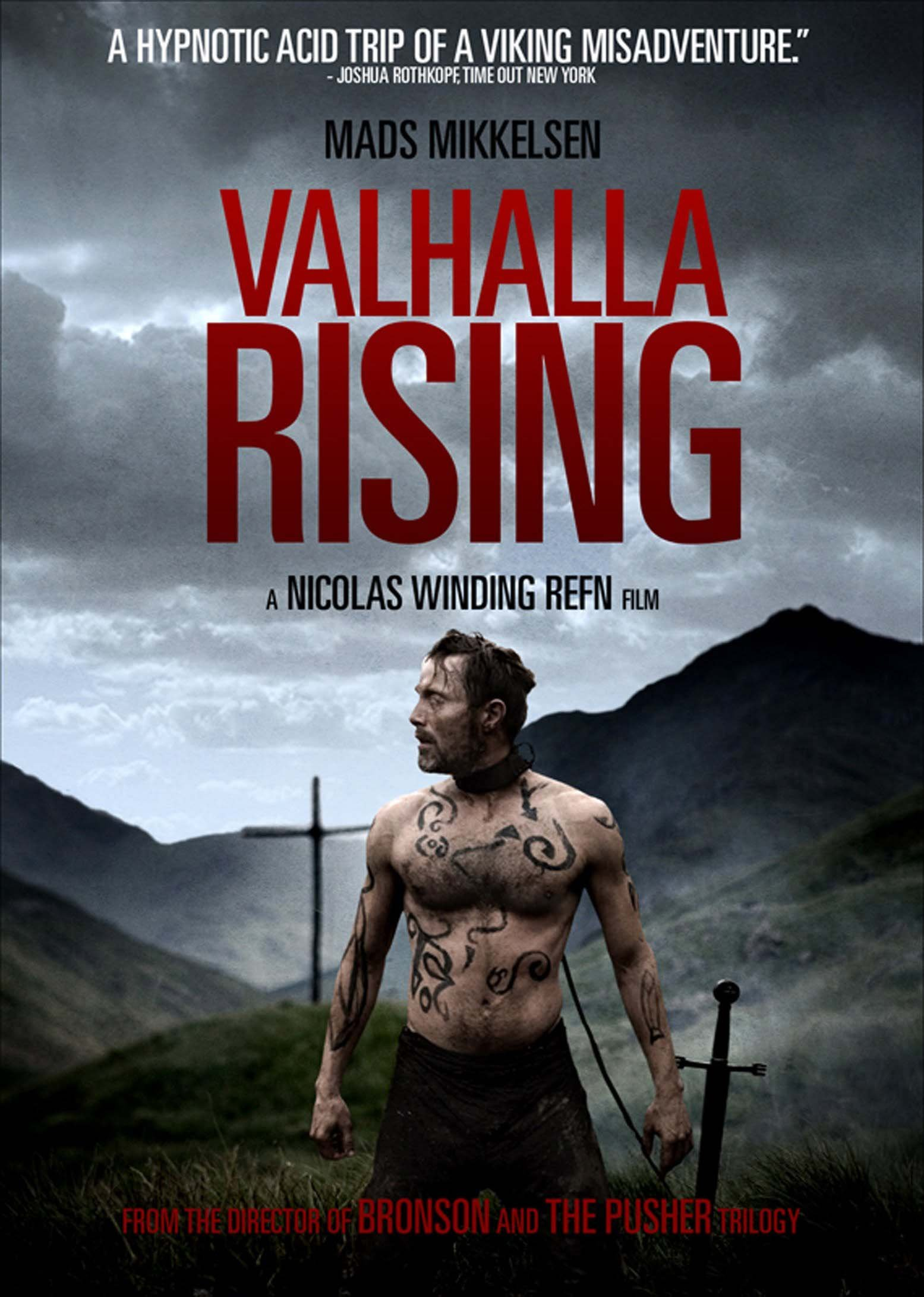 ვალჰალა: საგა ვიკინგზე / Valhalla Rising