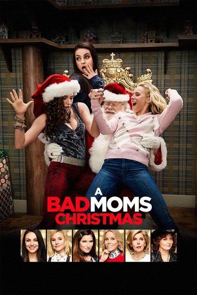 ცუდი დედების შობა A Bad Moms Christmas