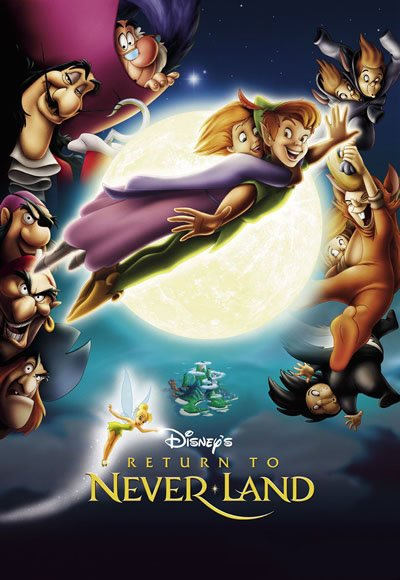 დაბრუნება ნევერლენდში (პიტერ პენი 2) Return to Never Land