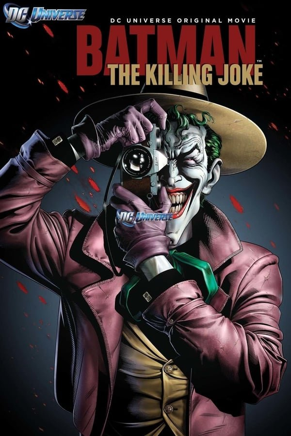 ბეტმენი: სასიკვდილო ხუმრობა / Batman: The Killing Joke