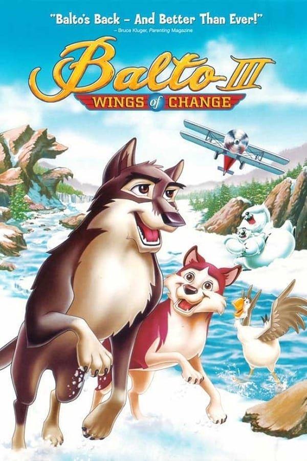 ბალტო 3 / Balto III: Wings of Change