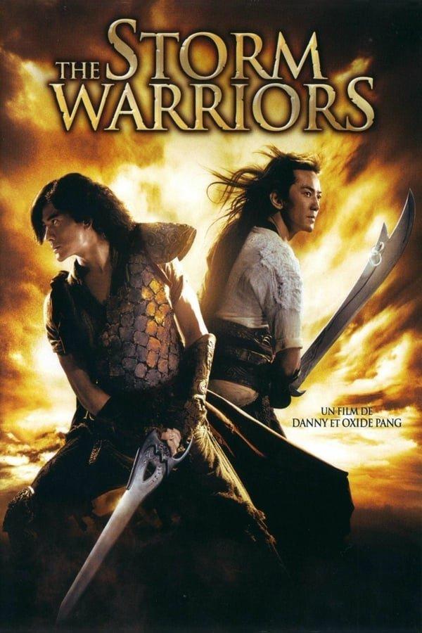 სტიქიების მბრძანებლები 2 / The Storm Warriors 2 (Fung wan II)