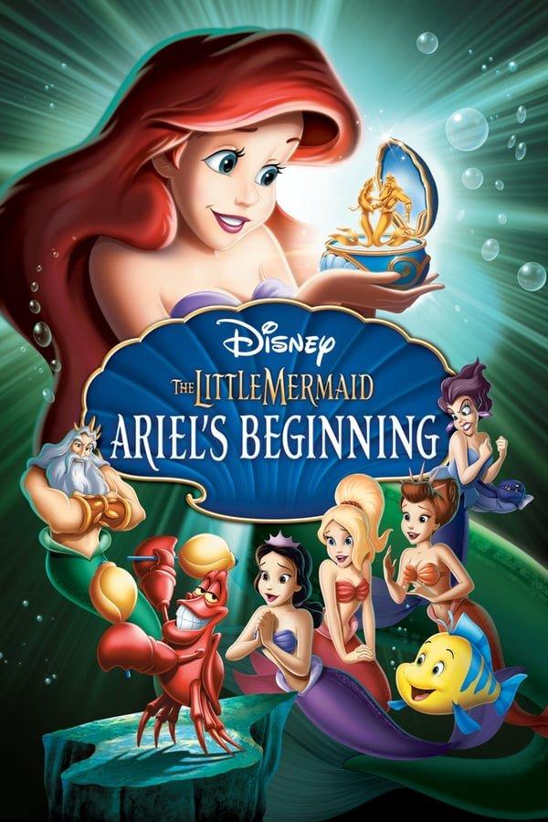 პატარა ქალთევზა: დასაწყისი The Little Mermaid: Ariel's Beginning