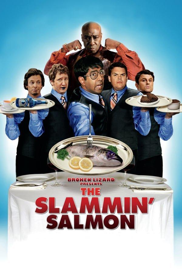 დიდი სალმონი / The Slammin' Salmon