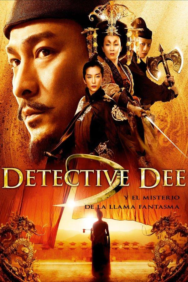 დეტექტივი დიი და ფანტომის ალის საიდუმლოება / Detective Dee: Mystery of the Phantom Flame