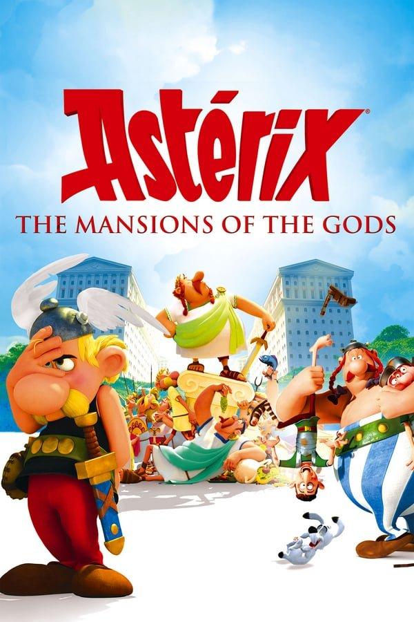 ასტერიქსი: ღმერთების მიწა / Asterix and Obelix: Mansion of the Gods