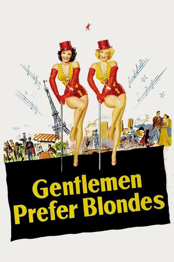 ჯენტლმენები ირჩევენ ქერებს Gentlemen Prefer Blondes