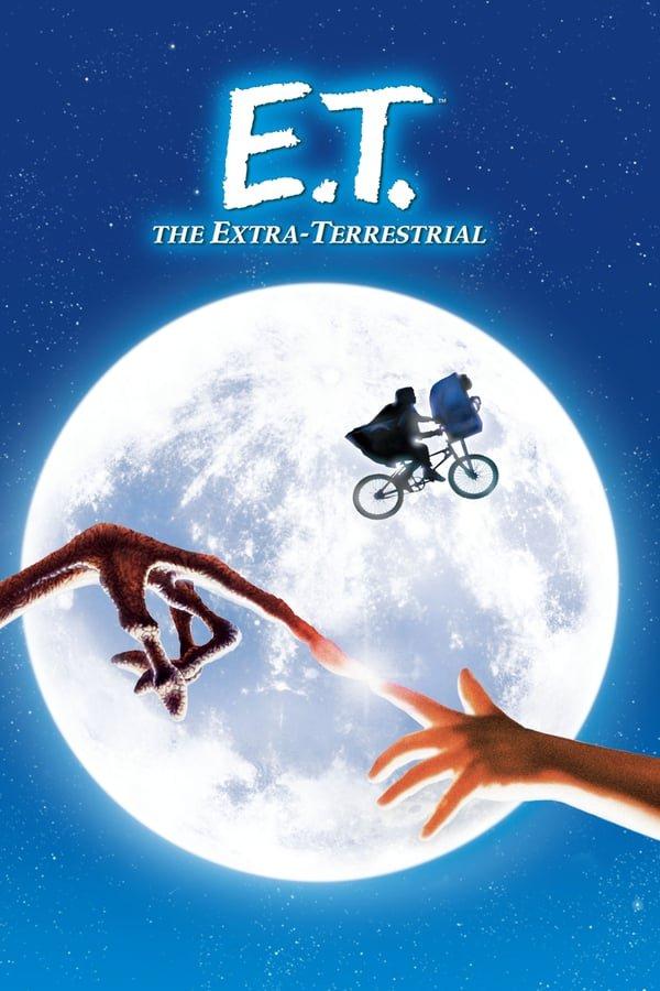 უცხოპლანეტელი E.T. the Extra-Terrestrial