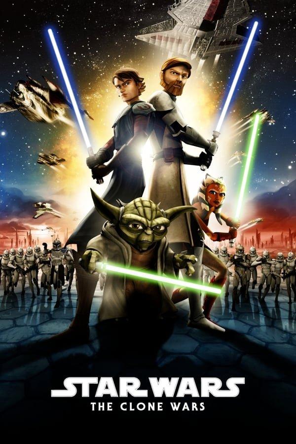 ვარსკვლავური ომები: კლონების ომი Star Wars: The Clone Wars