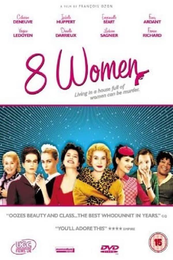 რვა ქალი / 8 Women