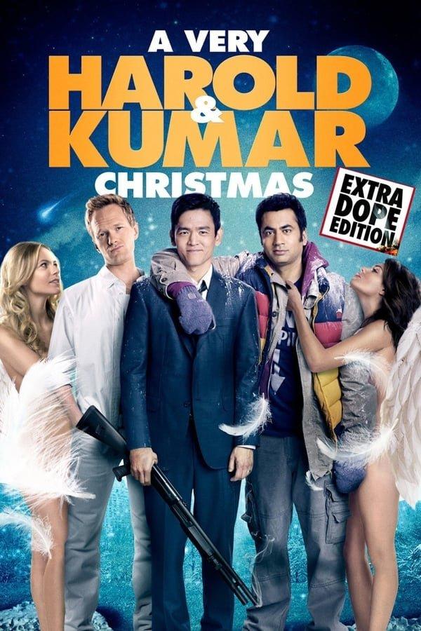 დაბოლილები 3: შობა 3D / A Very Harold & Kumar 3D Christmas