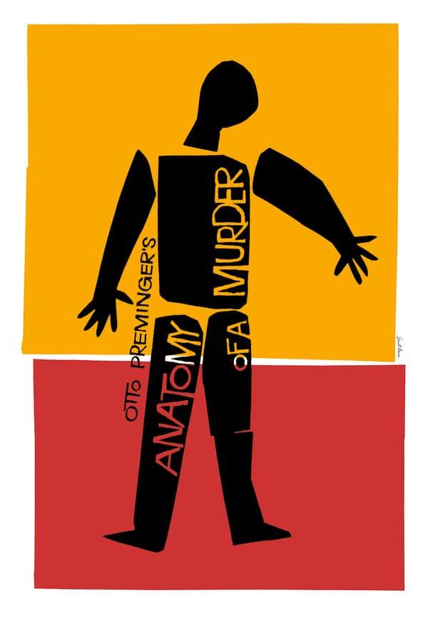 მკვლელობის ანატომია / Anatomy of a Murder