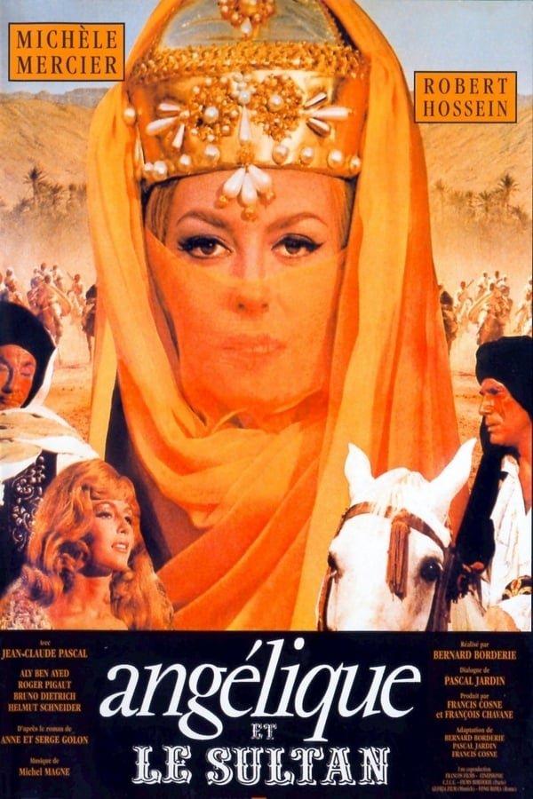 ანჟელიკა 5: ანჟელიკა და სულთანი / Angelique and the Sultan