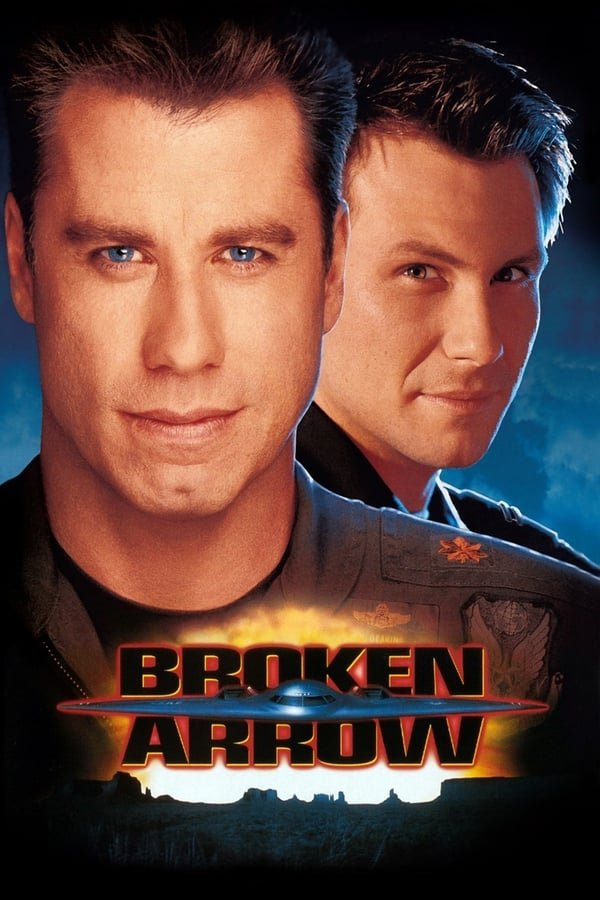 გატეხილი ისარი / Broken Arrow