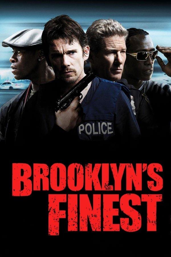 ბრუკლინელი პოლიციელები Brooklyn's Finest