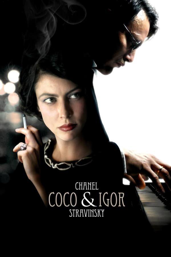 კოკო შანელი და იგორ სტრავინსკი / Coco Chanel & Igor Stravinsky